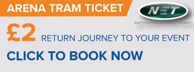 Tram Ticket Offer