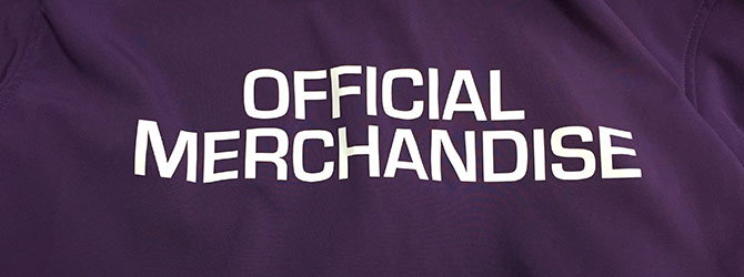 Official Merchandise