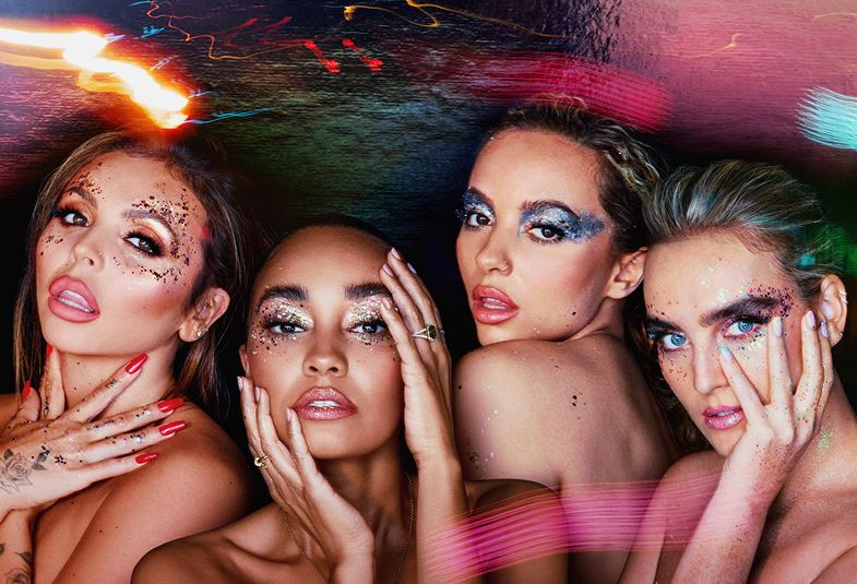 Little Mix at the Motorpoint Arena Nottingham on 11 & 12 November 2019