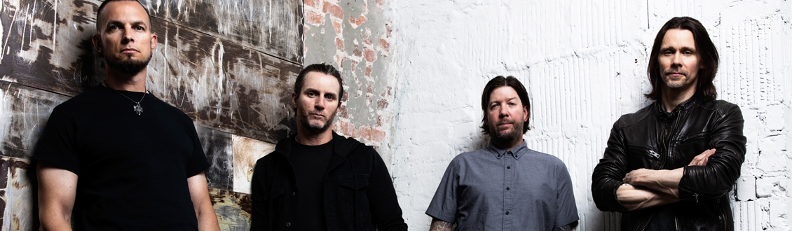 Alter Bridge at the Motorpoint Arena Nottingham on Saturday 14 December 2019