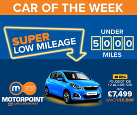 Motorpoint Deal of the Week