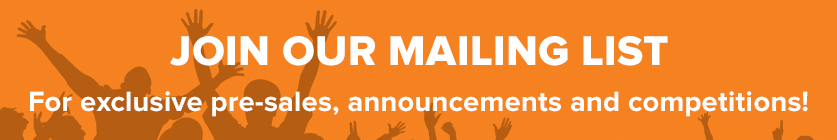 Sign up to the Motorpoint Arena Nottingham's mailing list