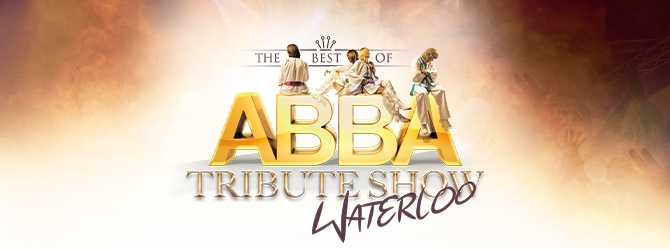 Waterloo - The Best Of ABBA at the Motorpoint Arena Nottingham