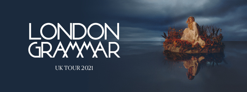 London Grammar at the Motorpoint Arena Nottingham on Tuesday 2 November 2021