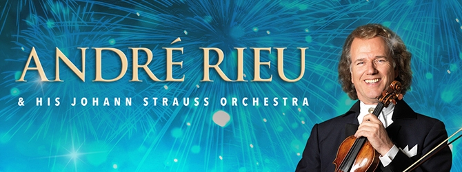 Andre Rieu at the Motorpoint Arena Nottingham