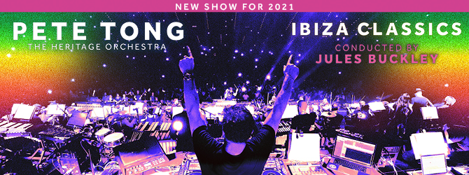 Pete Tong at the Motorpoint Arena Nottingham
