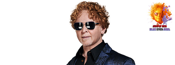 Simply Red at the Motorpoint Arena Nottingham on Sunday 18 October 2020