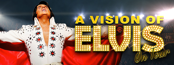 A Vision of Elvis at the Motorpoint Arena Nottingham on Friday 14 August 2020