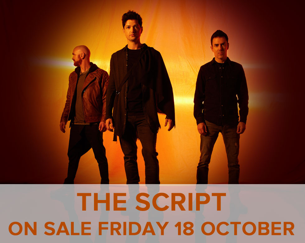 The Script at the Motorpoint Arena Nottingham on Monday 9 March 2020