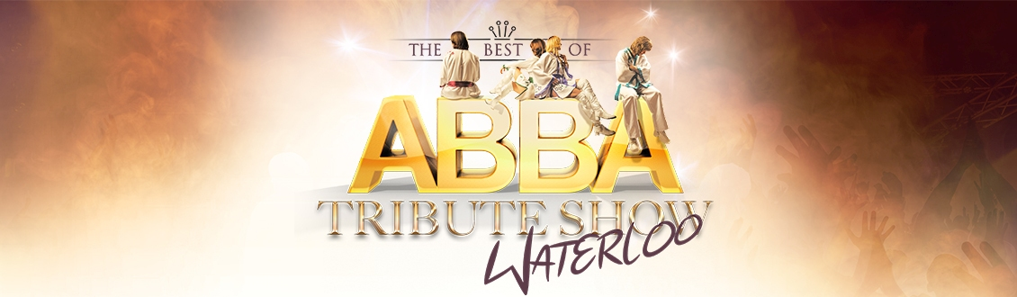 Waterloo - The best of ABBA at the Motorpoint Arena Nottingham on Friday 24 January 2020