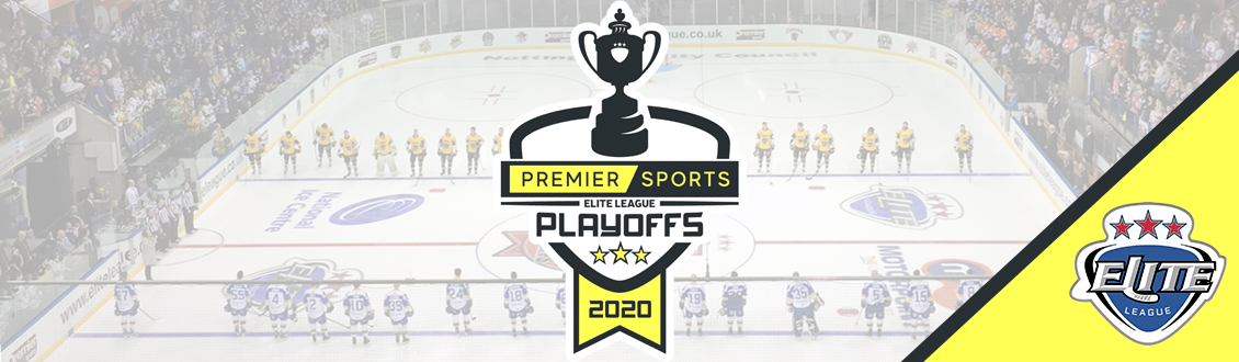 Playoff Final Weekend at the Motorpoint Arena Nottingham on Saturday 11 & Sunday 12 April 2020