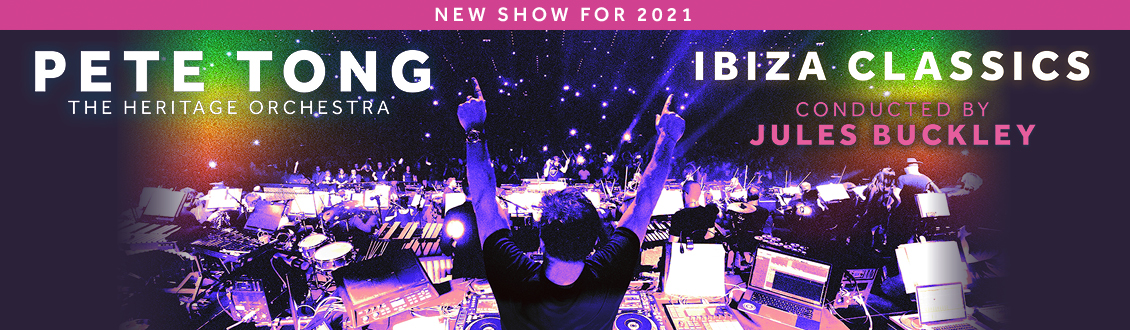 Pete Tong at the Motorpoint Arena Nottingham on 26 November 2021.