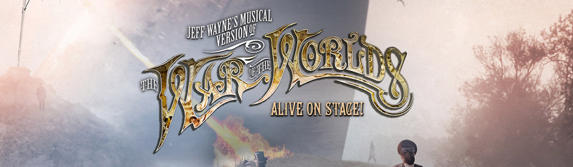 Jeff Wayne's War of the Worlds at Motorpoint Arena Nottingham on Wednesday 31 March 2021