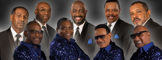 Four Tops and The Temptations